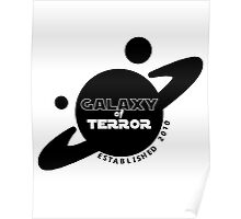 Deadly Premonition - Galaxy of Terror Poster