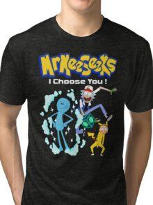 I Choose You!! Tri-blend T-Shirt