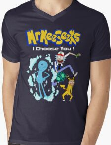 I Choose You!! Mens V-Neck T-Shirt