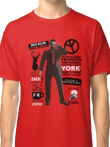 Deadly Premonition Classic T-Shirt