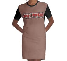 Whoppers Graphic T-Shirt Dress