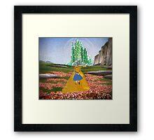 Alice In Oz Framed Print