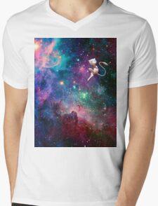 Mew- Galaxy Mens V-Neck T-Shirt