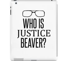 Justice Beaver - The Office iPad Case/Skin