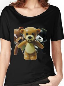 The Trio of Teddys Women's Relaxed Fit T-Shirt