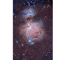 M42 - The Great Orion Nebula Photographic Print