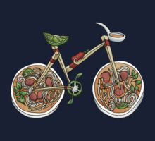 Pho Wheels Kids Tee