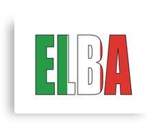 Elba. Canvas Print