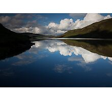 loch lee Photographic Print