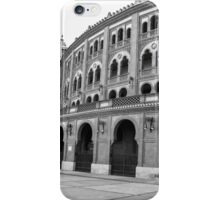 Plaza Del Toro - Madrid, Spain iPhone Case/Skin