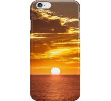 Indian Ocean Sunset iPhone Case/Skin