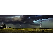 Plains of Thunder [Prints, iPhone/iPod cases] Photographic Print
