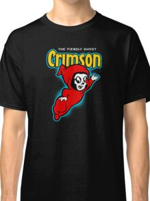 Crimson the Fiendly Ghost Classic T-Shirt