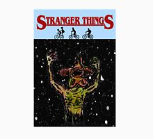 Stranger Things - JAWS style Demogorgon Unisex T-Shirt