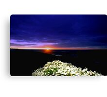 Endevour Bay Canvas Print