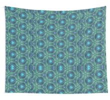 Waves Pattern Wall Tapestry