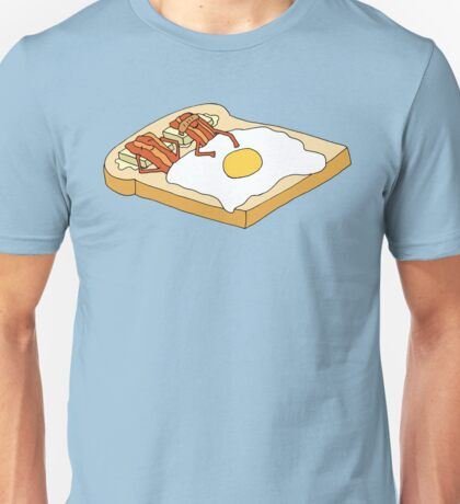 Breakfast in Bed Unisex T-Shirt