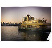 Sydney Sunrise Poster