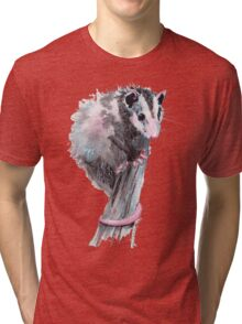 Virginia Opossum Baby Tri-blend T-Shirt