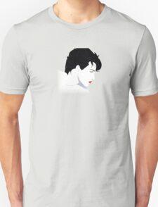 Patrick Nagel Model Unisex T-Shirt