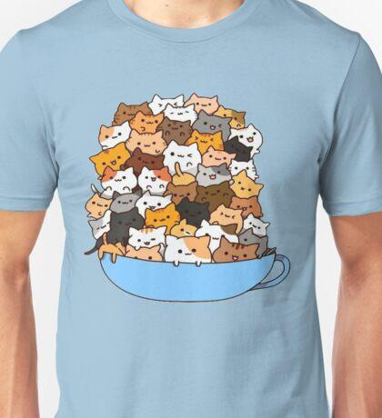 Cat Soup Mountain  Unisex T-Shirt