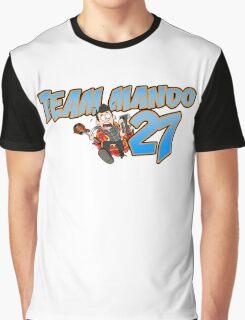 Team Mando! Graphic T-Shirt