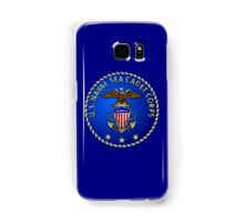Sea Cadets Seal and Emblem Samsung Galaxy Case/Skin