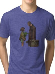 Leon The Professional Tri-blend T-Shirt
