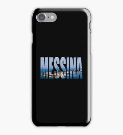 Messina iPhone Case/Skin