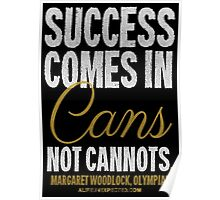 Canned Success T-shirts & Homewares Poster