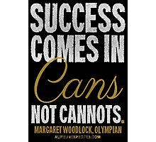 Canned Success T-shirts & Homewares Photographic Print