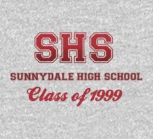 Sunnydale High School Kids Tee