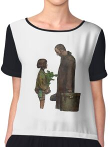 Leon The Professional Chiffon Top