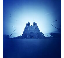 Adelaide, St Peter's Cathedral Photographic Print