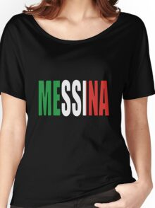 Messina. Women's Relaxed Fit T-Shirt