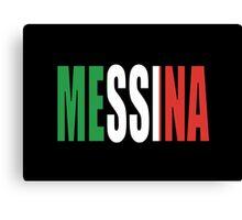 Messina. Canvas Print
