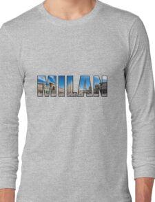 Milan Long Sleeve T-Shirt