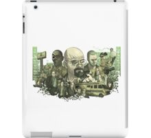 Breaking Bad Stylized Collage iPad Case/Skin