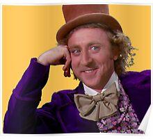 Condescending Wonka Poster
