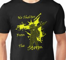No Shelter From The Storm Unisex T-Shirt