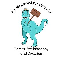 Parks, Recreation, and Tourism Major Photographic Print