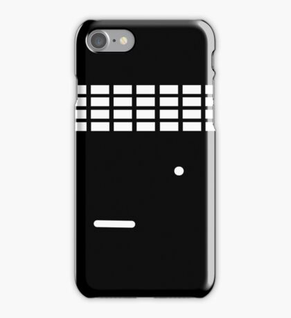 Old school video game iPhone Case/Skin