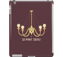 Full Of Ideas iPad Case/Skin