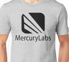 Mercury Labs - Clean Logo Unisex T-Shirt