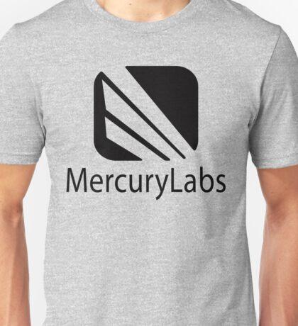Mercury Labs - Clean Logo Unisex T-Shirt