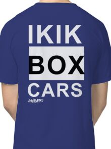 IKIKBOXCARS (inverted) Classic T-Shirt