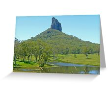 Mt Coonowrin, Queensland Greeting Card