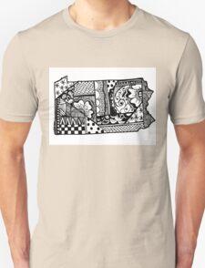 Pennsylvania ZenDoodle T-Shirt