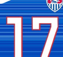 USWNT 2015 Away Jersey Tobin Heath Sticker