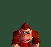 Donkey Kong 64 by Emma Greenish